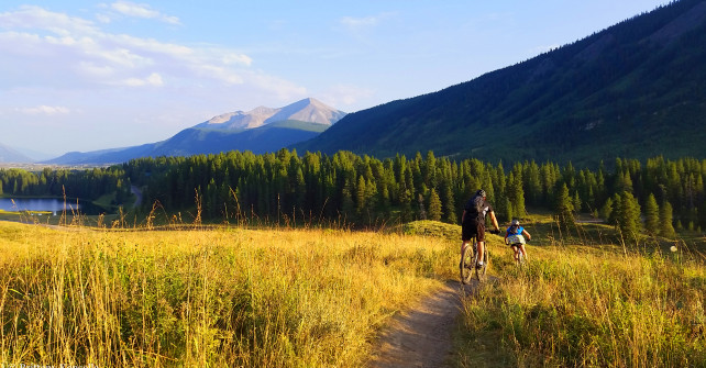 September in Crested Butte