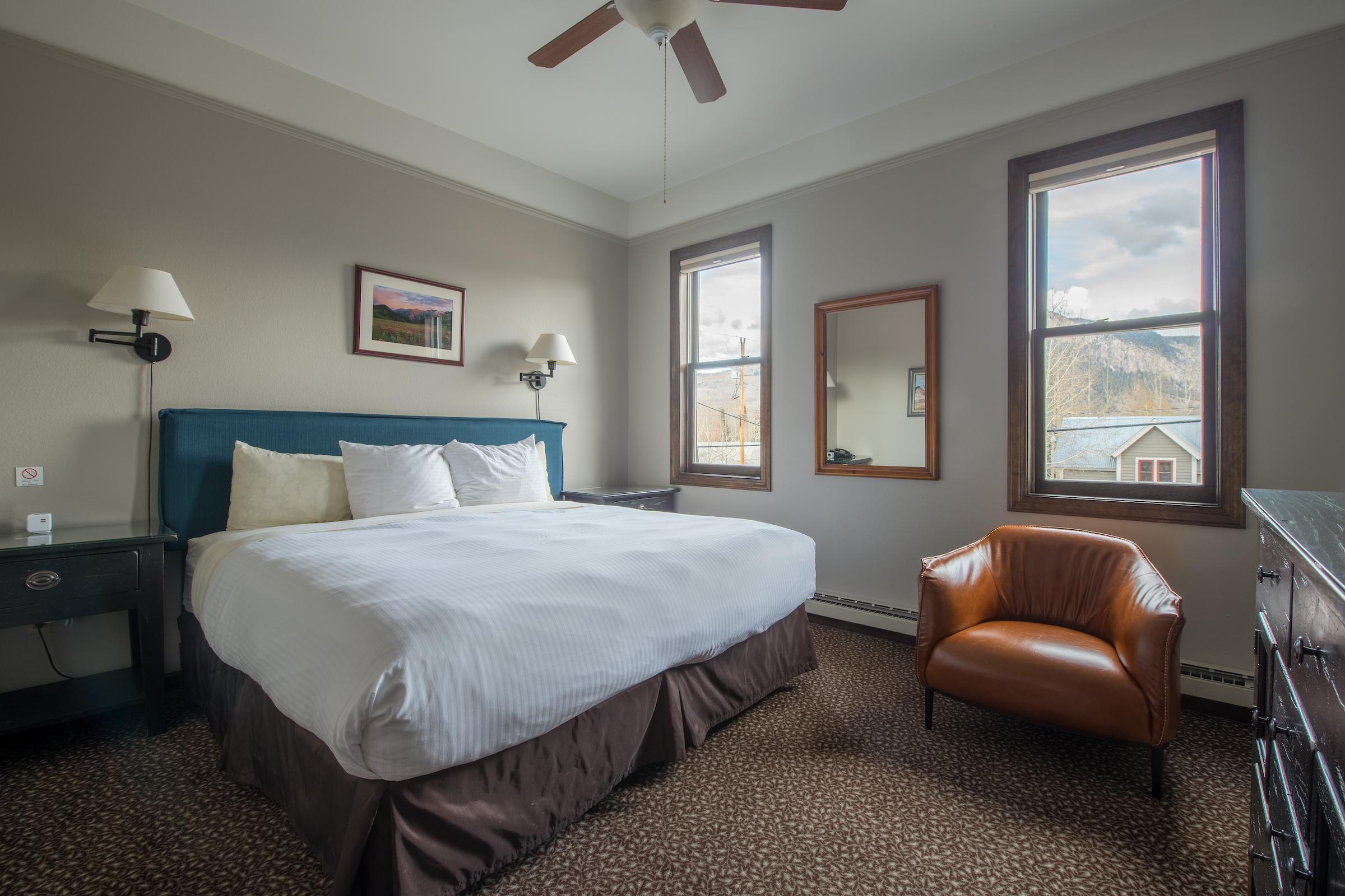 Room #8 - 2nd Floor King