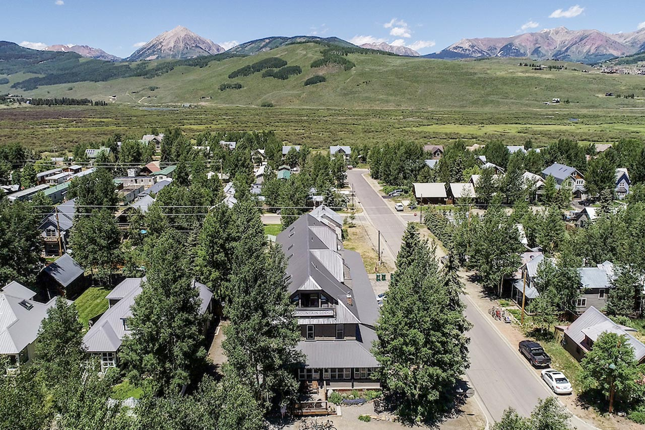 Crested Butte Colorado Lodging & Bed and Breakfast