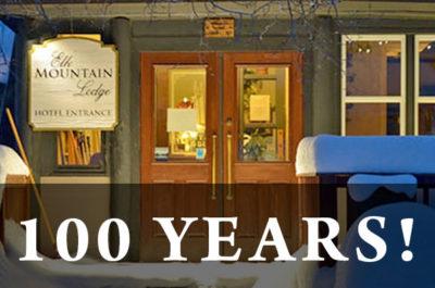 Elk Mountain Lodge Celebrates 100-Year Anniversary