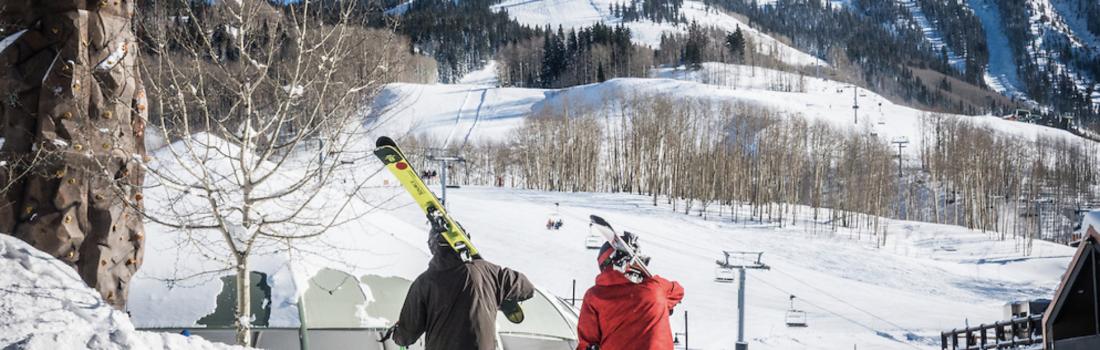 Ski Rentals & Slope Side Lockers